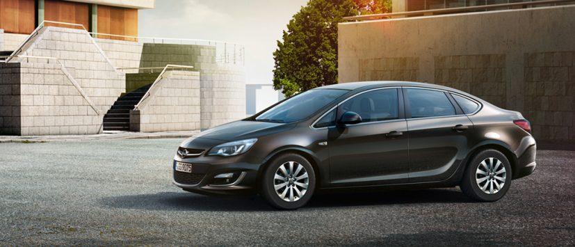 Opel Astra Turbo 2021