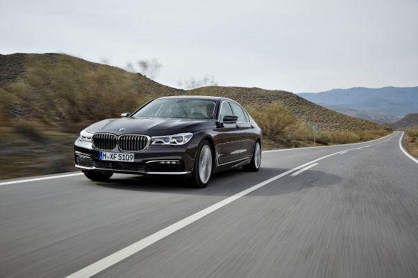 BMW 740Li Pure Excellence 2019
