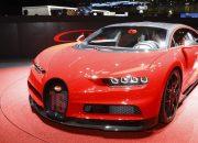 بوجاتي شيرون سبورت . . أغلى سيارة في جنيف بسعر 3.67 مليون دولار