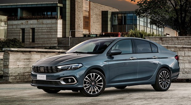 Fiat Tipo 1.4 Manual Highline 2021