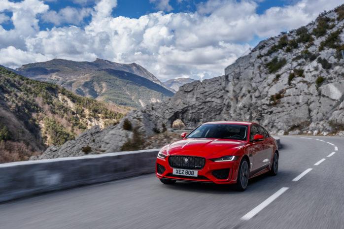 Jaguar XE R Sport 2020