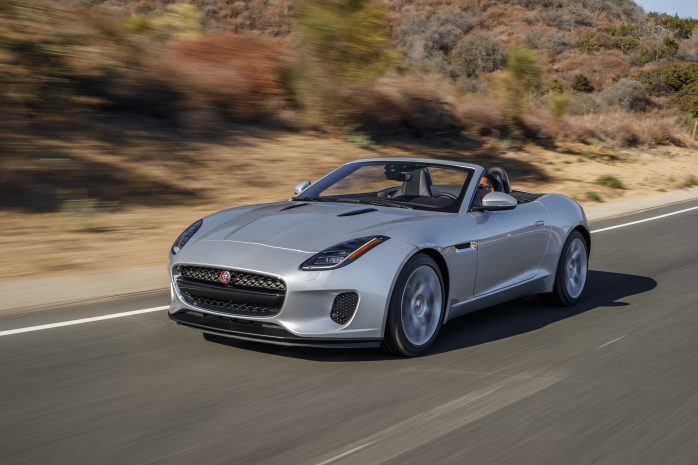 Jaguar F-Type P300 R Dynamic Convertible 2019