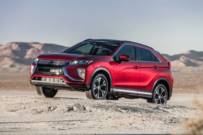 Mitsubishi Eclipse Cross Black Edition Instyle  2021