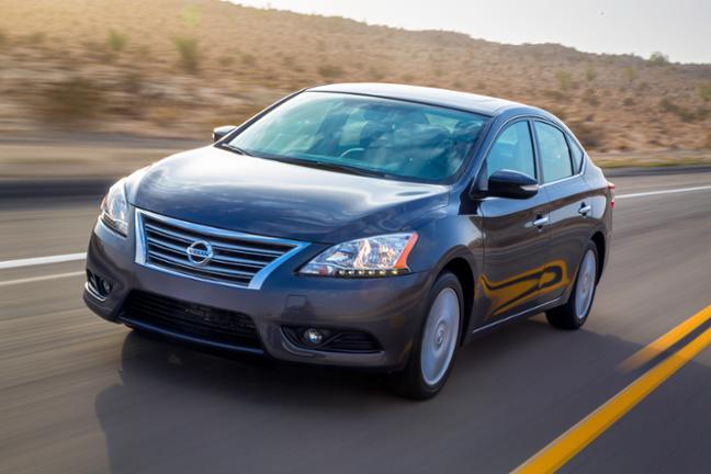 Nissan Sentra Standard 2020
