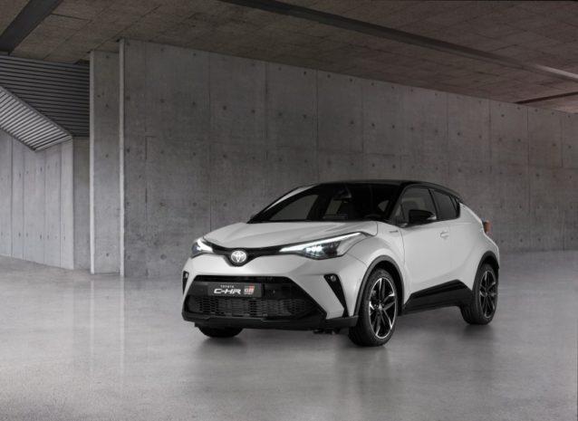 Toyota C-HR 2022