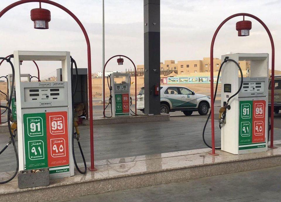 مقارنة بين وقود الخليج ووقود الولايات المتحدة من حيث الأوكتين بنوين 95 مصر