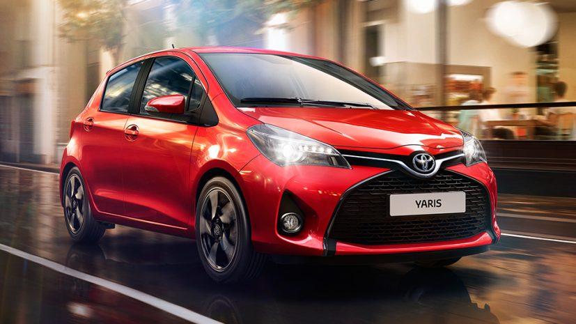 Toyota Yaris Hatchback 3 Doors M/T 2020