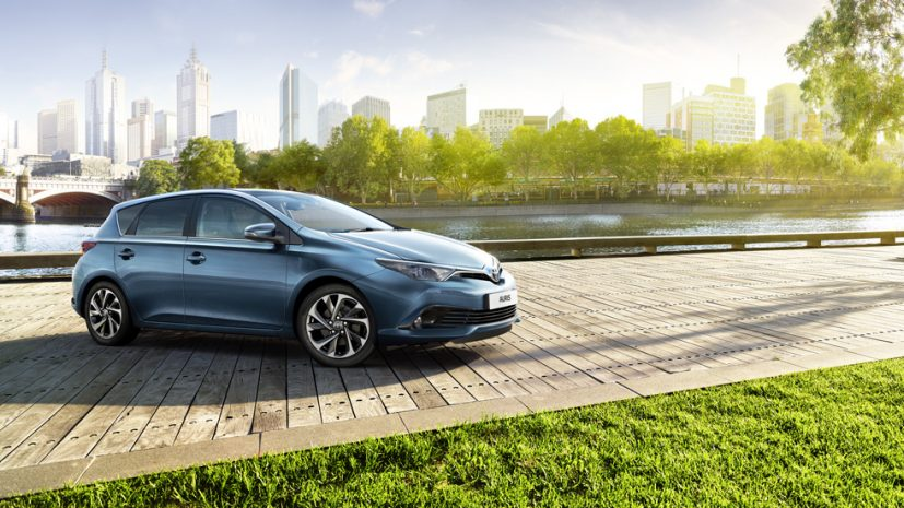 Toyota Auris Highline 2019