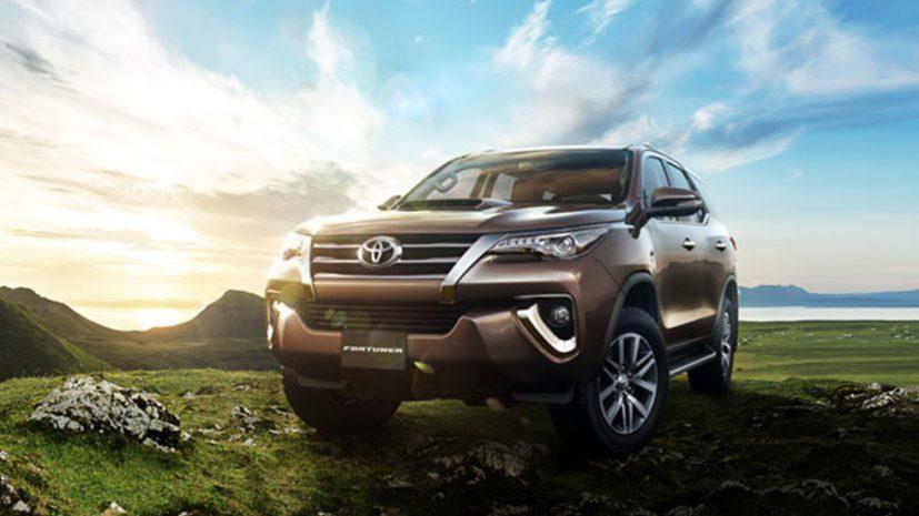 Toyota Fortuner 4.0 4X4 2020