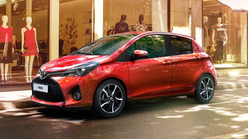 toyota yaris hatchback 3 doors m t 2019 motors plus. Black Bedroom Furniture Sets. Home Design Ideas