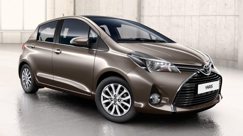 Toyota Yaris Hatchback 5 Doors A/T 2020