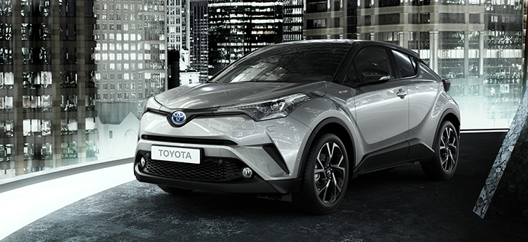 Toyota C-HR Dynamic 2019