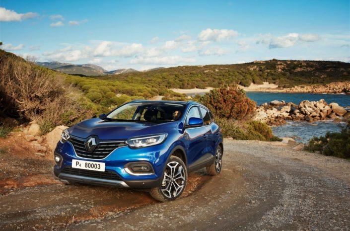 Renault Kadjar Signature Plus 2019