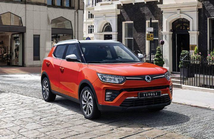 SsangYong Tivoli Sport 4WD 2020