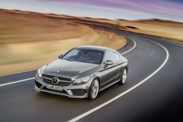 Mercedes-Benz C300 Coupe AMG 2020