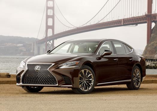 Lexus LS500 IL6 2020