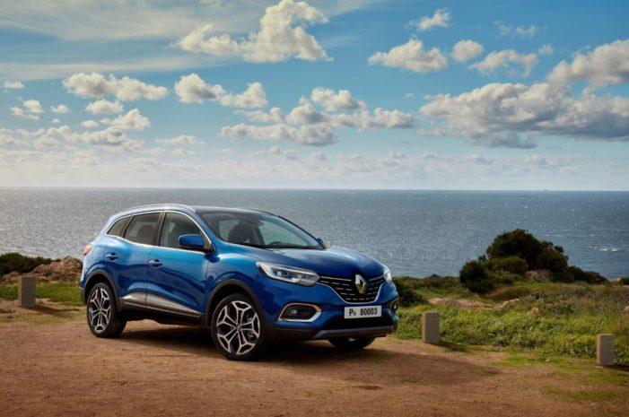 Renault Kadjar Vision 2019