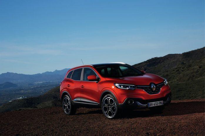 Renault Kadjar Signature 2018