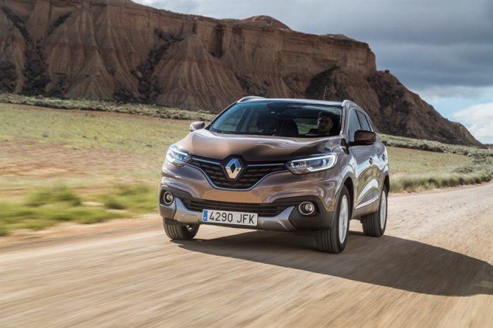 Renault Kadjar Vision 2018