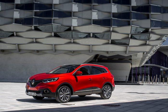 Renault Kadjar Dynamic 2018