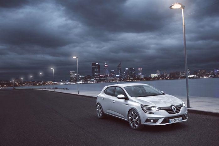 Renault Megane Hatchback GT Line 2019