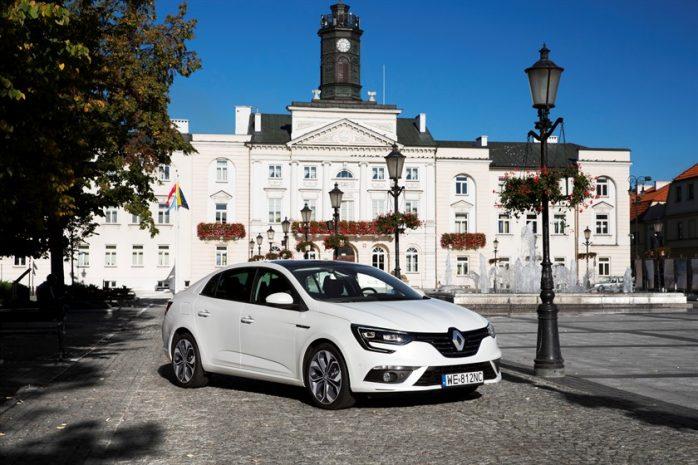 Renault Megane GrandCoupe Dynamic Plus 2021