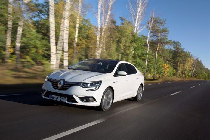 Renault Megane GrandCoupe Dynamic 2021