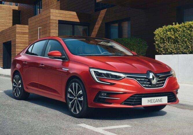 Renault Megane GrandCoupe Signature Turbo 2022