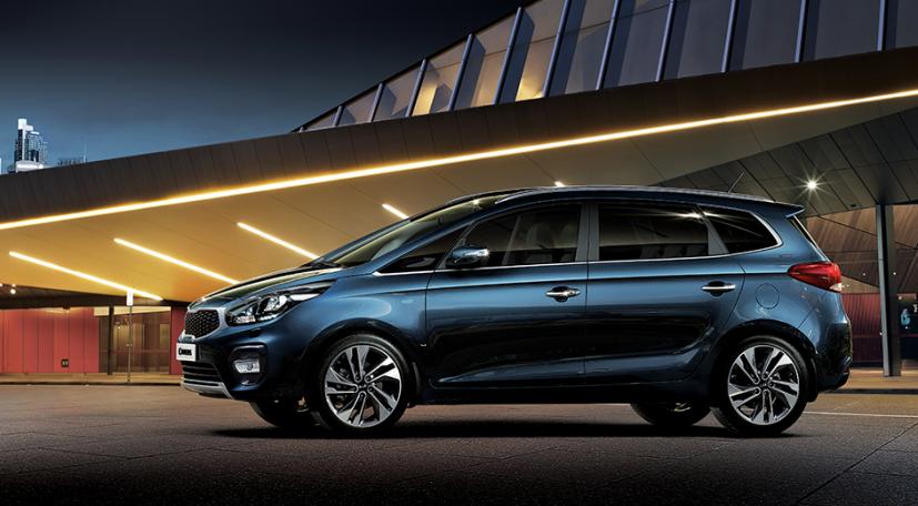 KIA Carens EX 2019 - Motors Plus