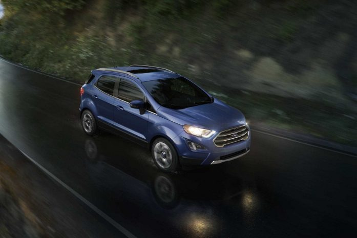 Ford EcoSport Trend 2021