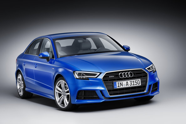 Audi A3 Sedan Premium 2019
