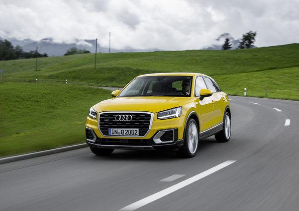 Audi Q2 Design 2019