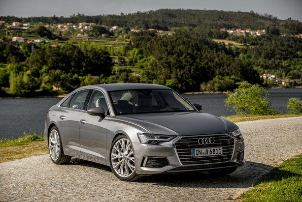 Audi A6 Luxury Plus 2020