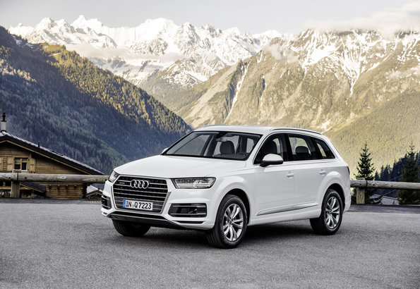 Audi Q7 3.0 2021