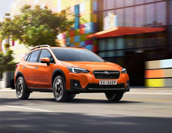 Subaru XV Full Options 2019