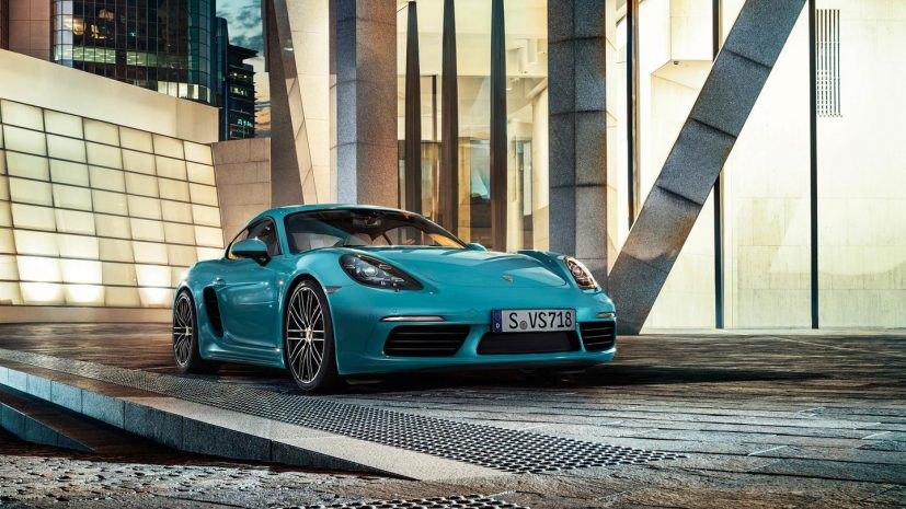 Porsche 718 Cayman 2019