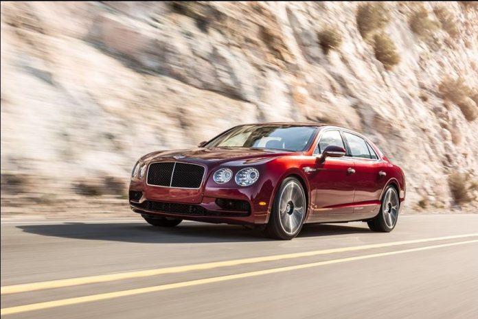 Bentley Continental Flying Spur V8 2019