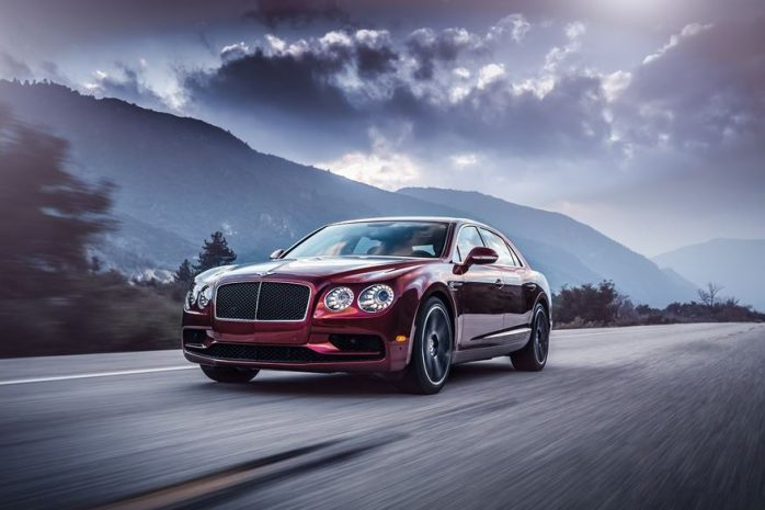 Bentley Continental Flying Spur W12 2019