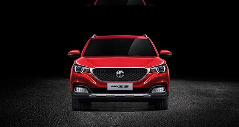 MG ZS Luxury 2019