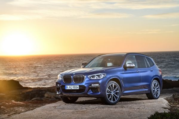 BMW X3 M40i M Performance 2019
