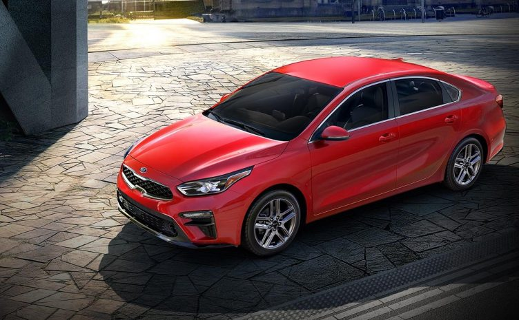 KIA Cerato Grand Highline 2020