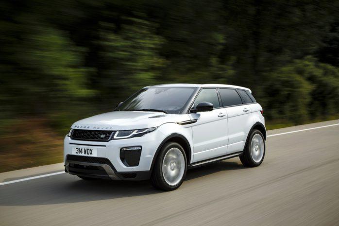 Land Rover Range Rover Evoque HSE 2.0 2019