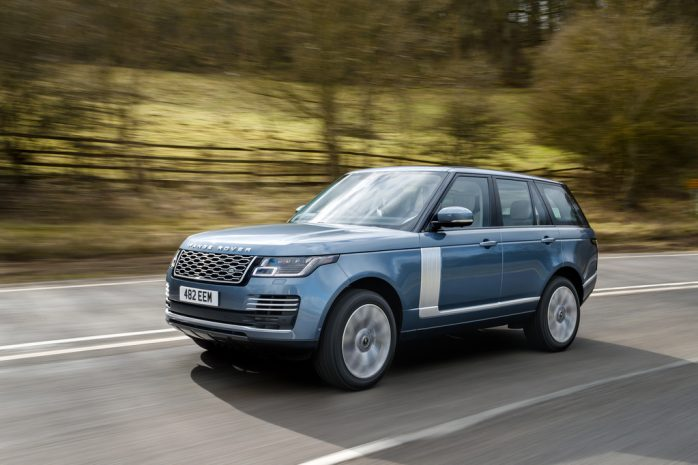Land Rover Range Rover Vogue 2020