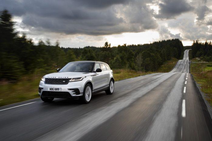 Land Rover Range Rover Velar P300 R Dynamic HSE 2.0 2021
