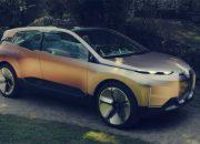BMW Vision iNext نموذج لـ SUV كهربائية جديدة ستقدم في 2021