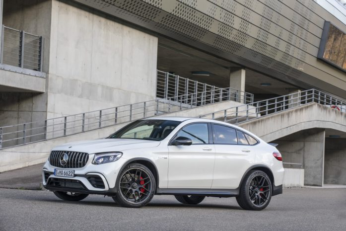 Mercedes-Benz GLC 300 Coupe 2019