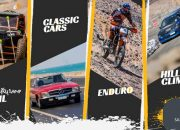 سباقات متنوعة وتجمعات كلاسيكية في Motor Festival بسهل حشيش