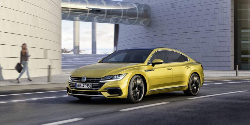 Volkswagen Arteon Elegance 2019