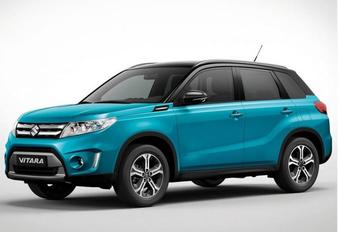 Suzuki Vitara Full Options 2019
