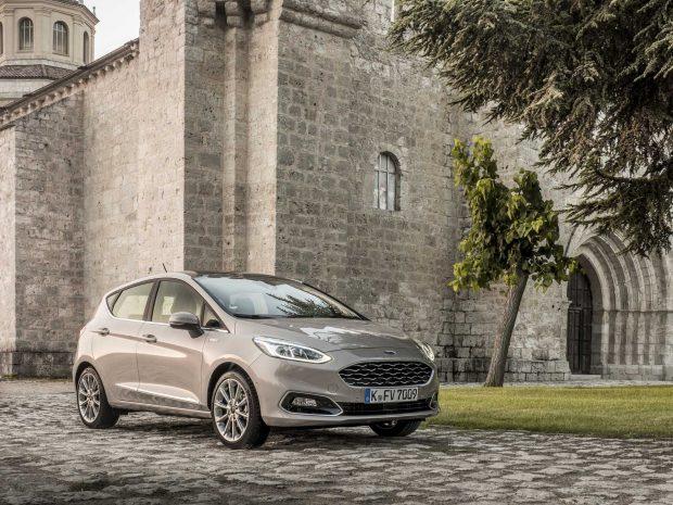 Ford Fiesta 5 Doors Trend 2019